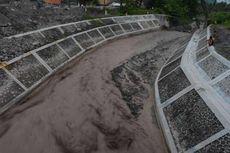 Waspada, Erupsi Gunung Merapi Ancam Tol Solo-Yogyakarta