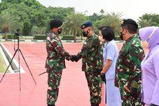 Panglima TNI Naikkan Pangkat 60 Perwira Tinggi, Terbanyak TNI AD