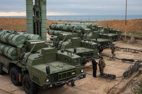 S-400, Sistem Rudal Rusia yang Bikin Gaduh Dunia