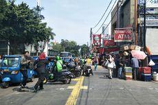 Revitalisasi Trotoar Cikini Jadi Lahan Parkir Ojol hingga Ramai PKL