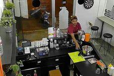 Pencurian di Kedai Kopi Kawasan Bintaro Sudah Dua Kali Terjadi