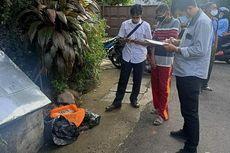 Pulang Beli Rokok, Buruh Bangunan Temukan Bayi Laki-laki Dibuang di Pinggir Tempat Sampah