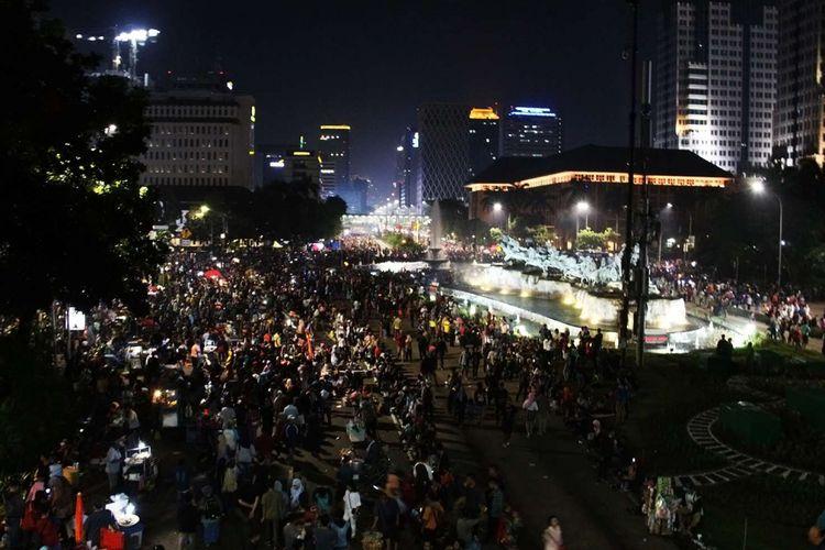 Ada Maklumat Car Free Night Saat Tahun Baru Di Bekasi