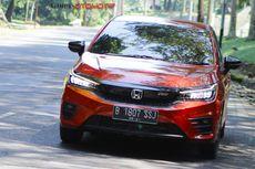 Honda Siapkan City Hatchback dengan Fitur Honda Sensing