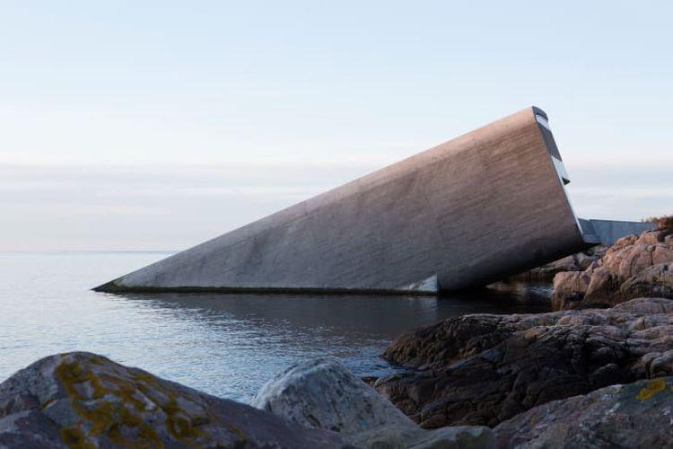 Bangunannya sendiri mempu menampung hingga 40 pengunjung di dalam ruangan seluas 500 meter persegi.