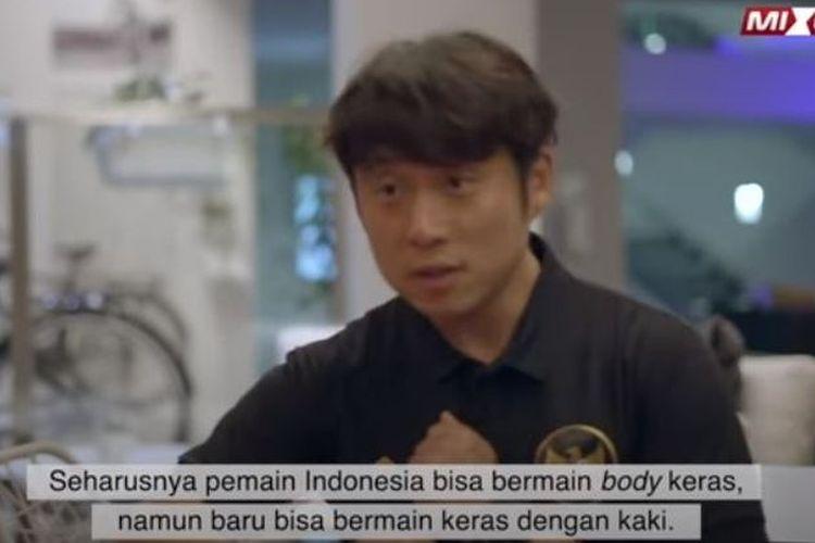 Lee Jae-hong memberikan pandangan soal pemain Timnas Indonesia.