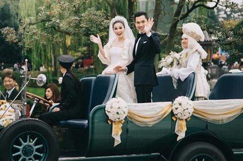 Lika-liku Pencarian Cinta Sandra Dewi, Ngemis ke Daniel Mananta hingga Menikah di Disneyland