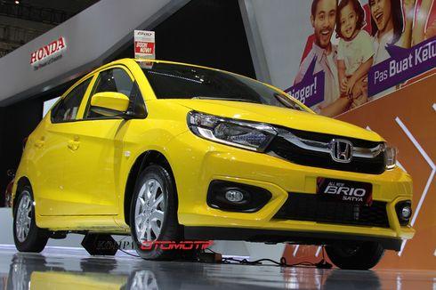 Jelang Akhir Tahun, Penjualan Honda Raih Hasil Positif