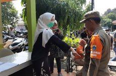 Selama PSBB Jakarta, 1.017 Warga Kena Razia Masker di Jaksel, Total Denda Rp 15 juta