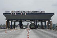Nataru 2019-2020, Tol Trans Sumatera Dilintasi 1 Juta Pemudik