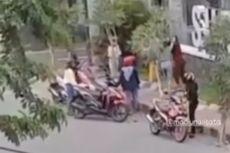 Video Viral Ibu-ibu Berkelahi di Depan Mal, Diduga karena Pesanan Toko Online Tak Dibayar