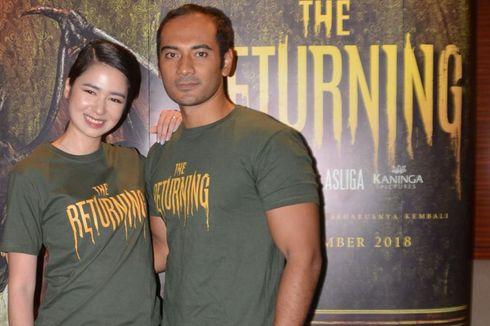 Laura Basuki Izin Suami untuk Beradegan Mesra dengan Ario Bayu