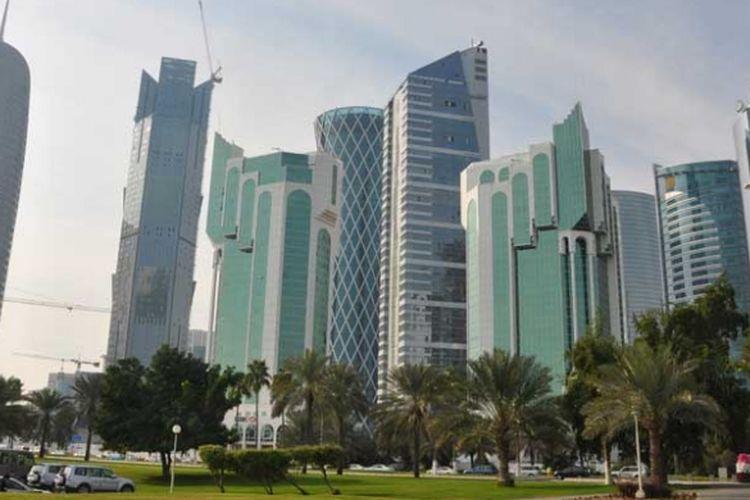 Doha, motor penggerak Qatar, mengalami pertumbuhan properti masif. Sayangnya, itu tidak diimbangi dengan kekuatan permintaan riil.