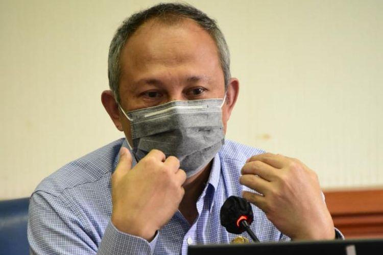 Sekretaris Daerah Provinsi Jawa Barat Setiawan Wangsaatmaja.