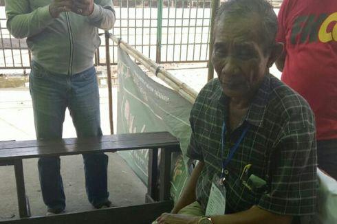 Dikiranya Kopi, Petugas TPS Minum Tinta Pemilu