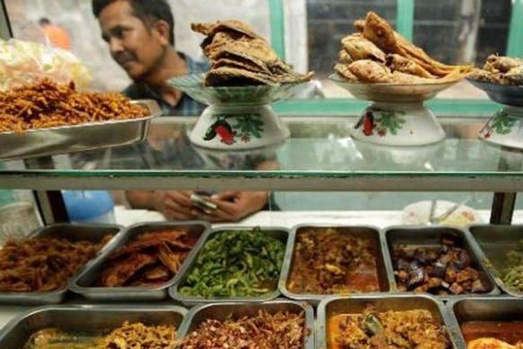 Ilustrasi: warung makan