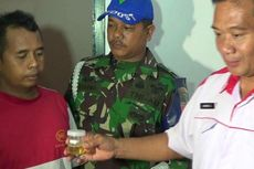 Kodim Brebes dan BNN Tes Urine ke Rumah Dinas TNI