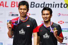 Fakta Menarik Ahsan/Hendra Juara BWF World Finals Tour 2019, Terkait Marcus/Kevin
