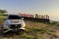 Daihatsu Terios Kejar Sunset di Sungai Terpendek Dunia