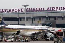 Sudah 120 Negara Gunakan Wilayah Udara Singapura