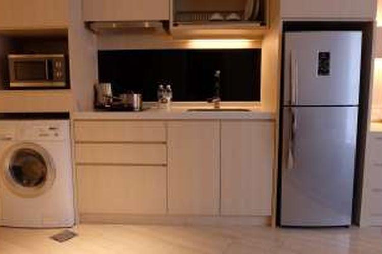 Antimainstream Hotel Ini Ada Mesin Cuci Dan Kitchen Set Di
