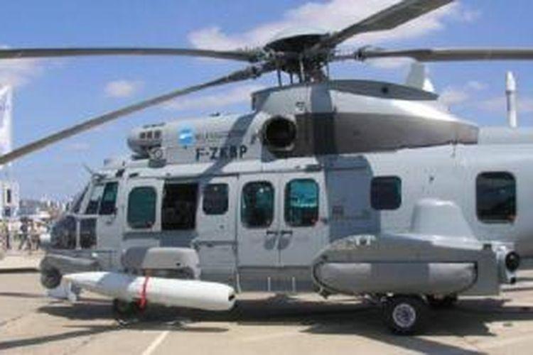 Helikopter EC725 Cougar