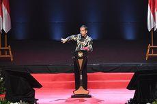 Minta Penegak Hukum Tak Cari Kesalahan Pejabat Daerah, Jokowi Singgung Anggaran DKI