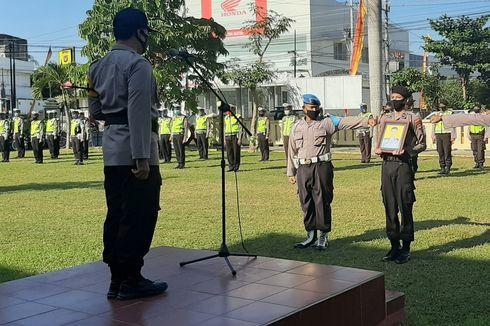 Bolos Kerja 30 Hari Berturut-turut, Polisi di Gunungkidul Dipecat