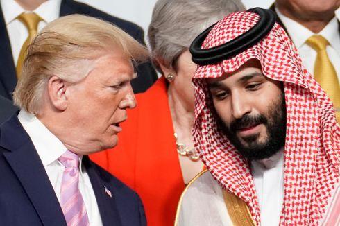 Buku Ini Ungkap Kelihaian MBS Menangkan Hati Trump Sehingga Jadi Putra Mahkota Arab Saudi