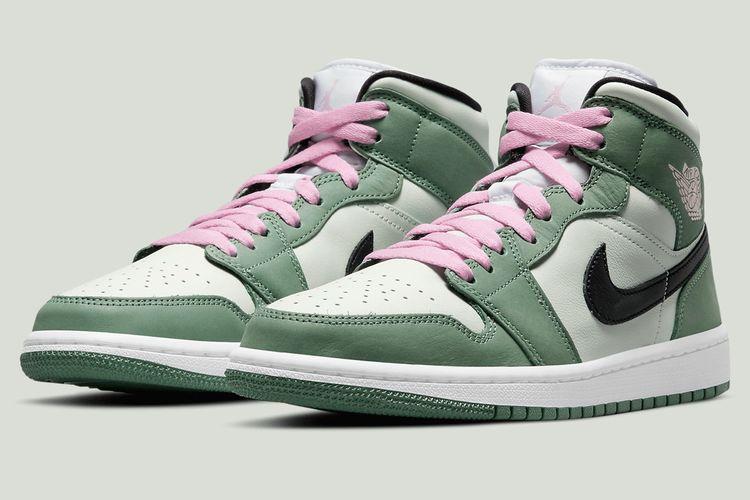 Air Jordan 1 Dutch Green