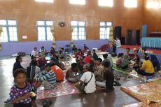 Korban Kebakaran di Asmat Papua Bertambah, 929 Jiwa Kehilangan Tempat Tinggal