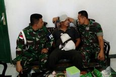 Satgas Pamtas Gagalkan Penyelundupan 2 Kg Sabu dari Malaysia