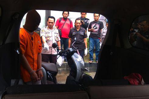 Komplotan Pencuri di Jatim Masukkan Motor ke Mobil Rental, Beraksi 27 Kali