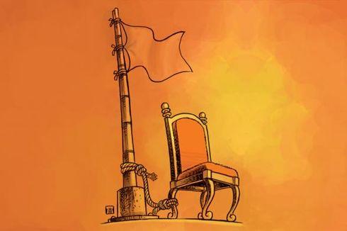 Mahar Politik Ancam Pilkada Serentak