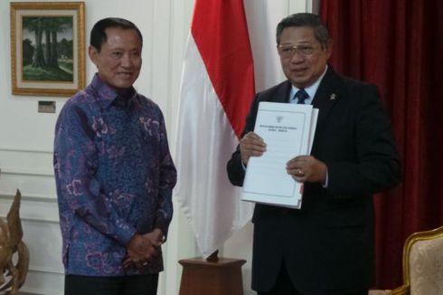 Presiden Langsung Serahkan Nama Dua Calon Pimpinan KPK ke DPR