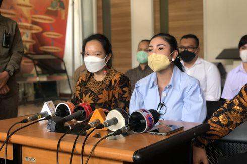 Nindy Ayunda Laporkan Askara Terkait dugaan KDRT atas Rekomendasi Ibunya