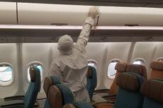 Setelah Dipakai Evakuasi WNI Kapal Diamond Princess, Pesawat Milik Garuda Belum Beroperasi Lagi
