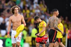Watford Vs Arsenal, The Gunners Gagal Pertahankan Keunggulan 2 Gol