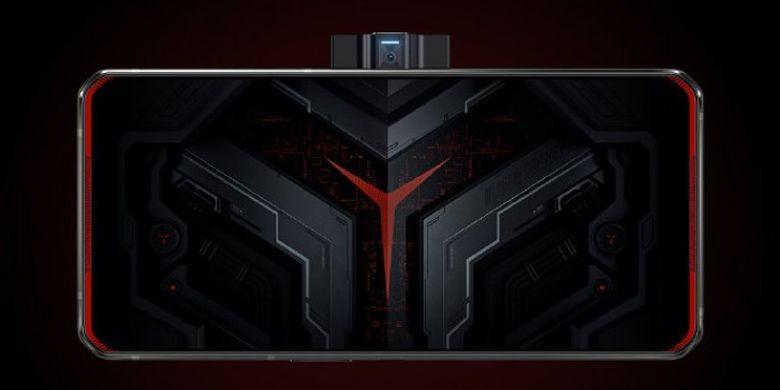 Bocoran foto Lenovo Legion Gaming Phone