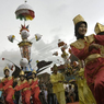 Tari Tabuik, Tarian Tradisional di Sumatera Barat