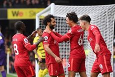 Top Skor Liga Inggris - Mo Salah Teratas, CR7 Melempem Lagi