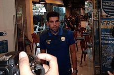 Lepas Fabiano dan Zulham, Persib Bidik Pemain Baru