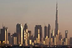 Bandara Baru Bikin Properti Dubai Kian Melaju