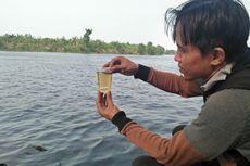 17.000 Pelanggan PDAM Lamongan Terdampak Sungai Bengawan Solo yang Tercemar