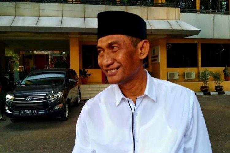 Bupati Kudus M Tamzil saat ke Pendopo Kabupaten Kudus, Senin (30/7/2018).