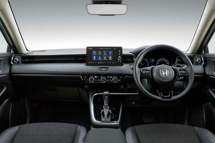 Tampilan dasbor Honda HR-V