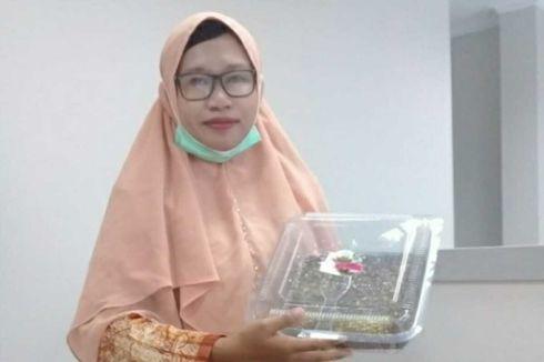 Mengolah Biji Karet Jadi Makanan, Dewi Bangga Diapresiasi Presiden Jokowi