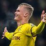 Real Madrid Merayu Dortmund Demi Lepas Erling Braut Haaland