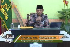 Tutup Usia, Berikut Sekilas tentang Sosok Pimpinan Pusat MTA Ahmad Sukina