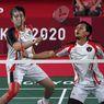Ahsan/Hendra Minta Maaf Usai Tak Berhasil Raih Medali di Olimpiade Tokyo